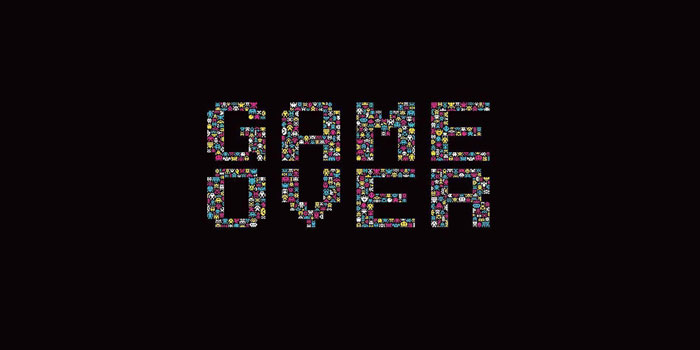 Game over image