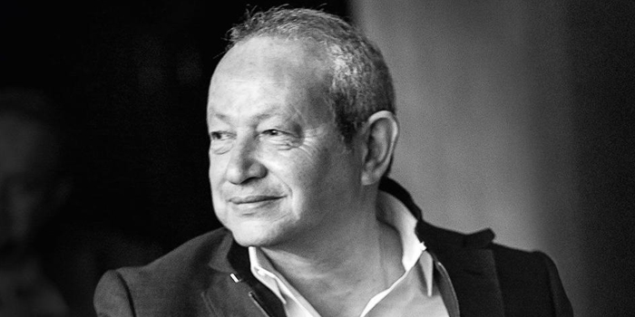 An image of Naguib Sawiris