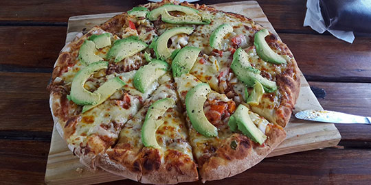 An image of Picolinos Pizza